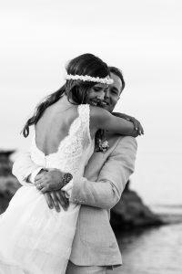 fotógrafo de bodas en formentera