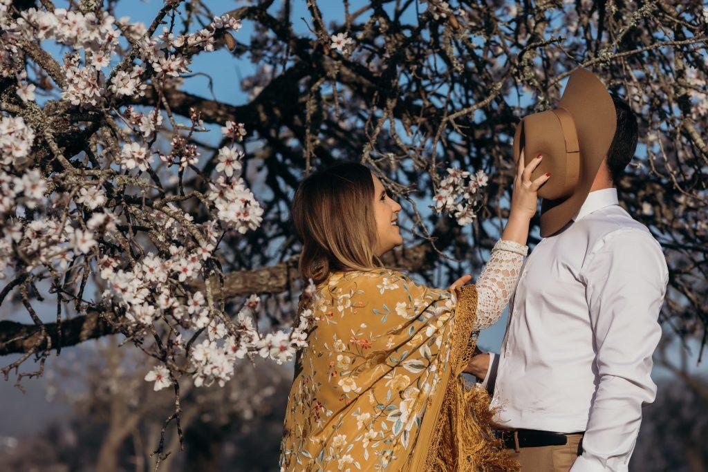 almendros en flor ibiza