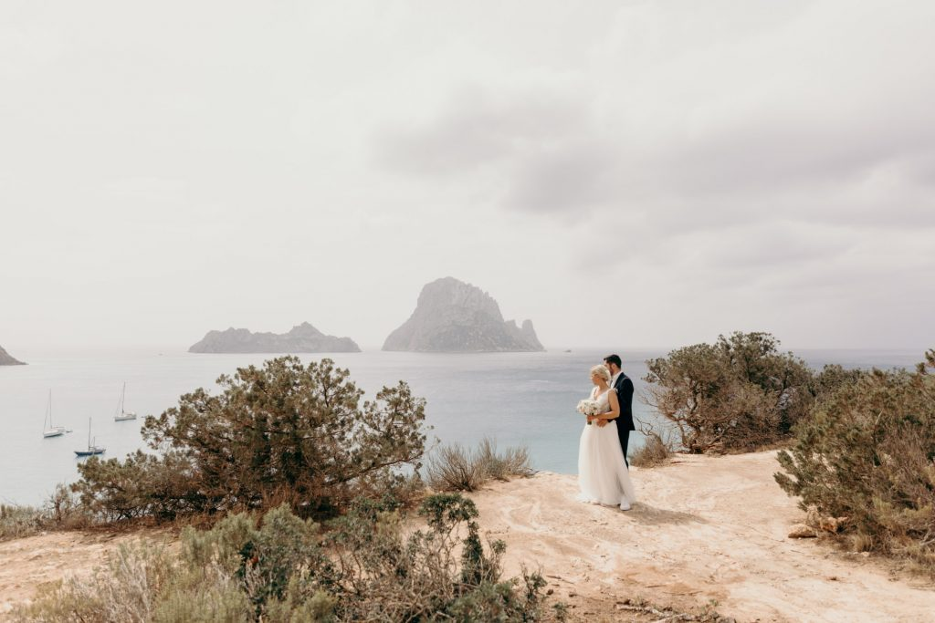 ibiza wedding photograph